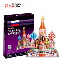 St. Basil Cathedral - Moskva