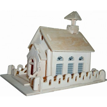 Liten kyrka - Kapell