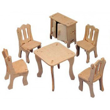 Dockhusmöbler - Matrum