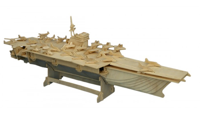 Militärfartyg - Hangarfartyg