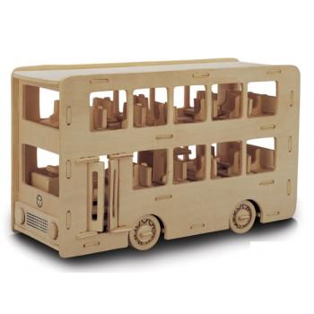 Buss - Dubbeldäckare