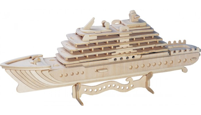 Kryssningsfartyg - Lyxkryssare