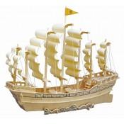 Kinesisk forntida segelbåt