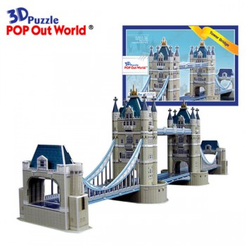 Tower Bridge - Större modell
