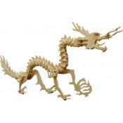 Kinesisk drake - Mindre modell