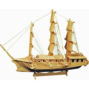 Segelfartyg - Fullriggare