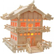 Japansk tempel