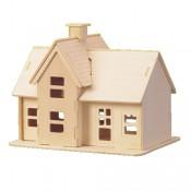 Hus i klassisk lantlig stil