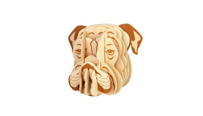 Djurhuvud - Bulldog