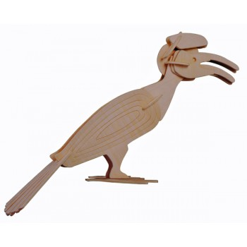 Näshornsfågel - Hornbill