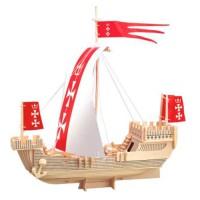 Kogg - Medeltida skepp från Hansatiden