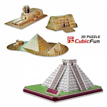 2-pack Pyramider