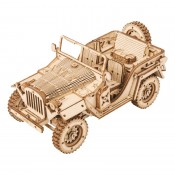 Army Field Car - 1:18