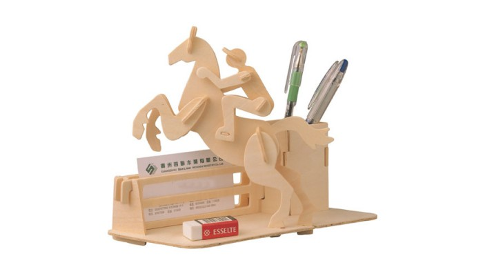 Pennställ - Hästhoppning