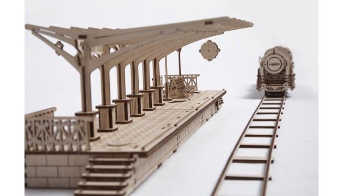 Tågperrong