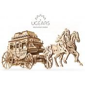 Diligens - Häst och vagn